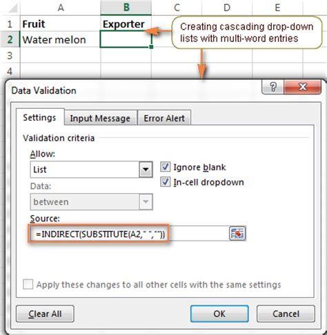 how to insert a cell drop down box in microsoft excel ehow how to add multiple items in dropdown list in excel how