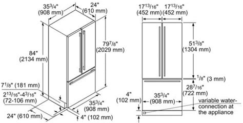 thermador t36it800np 36 inch built in panel ready door