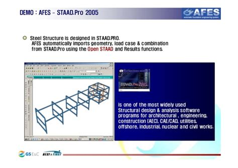 Learn Yourself Staad Pro V8i staad pro 2005 tutorial