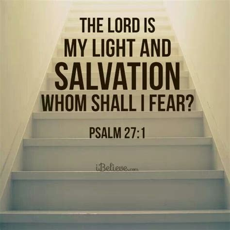 The Lord Is Light And Salvation by The Lord Is Light And Salvation Scripture