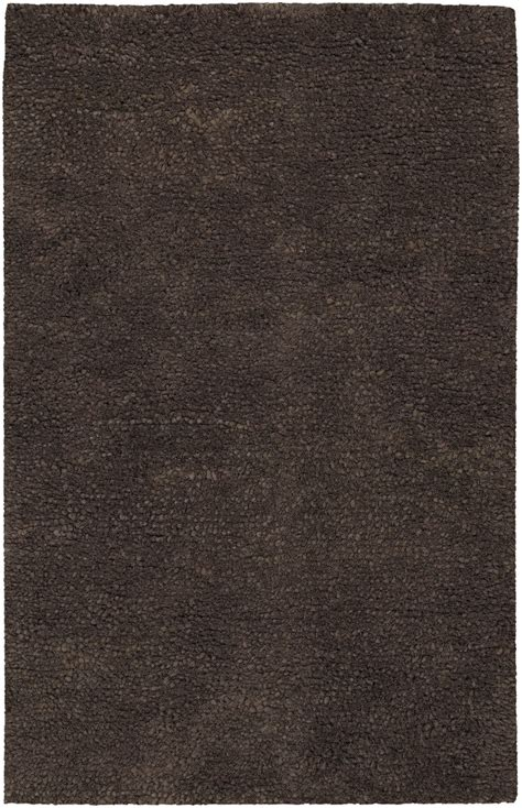 chocolate brown area rug rugstudio presents surya metropolitan met 8684 chocolate brown area rug