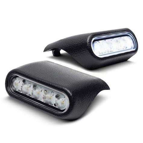 running lights for runners westin 174 27 6000 sure grip running boards light kit