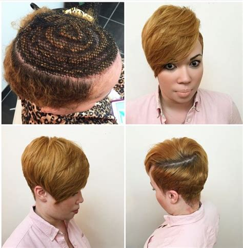 short sew n wrap hairstyle 1000 images about quick weave on pinterest cute short