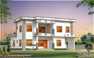 Exterior Paint Color Combinations For Indian Houses Contemporary Villa In Different Color Combinations Home