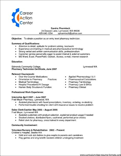 resume format for office sle of school office assistant resumes free sles