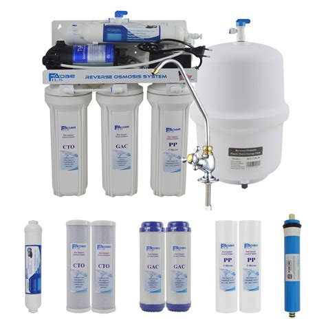 under sink reverse osmosis water filter water filter system for under sink kitchen filtered water