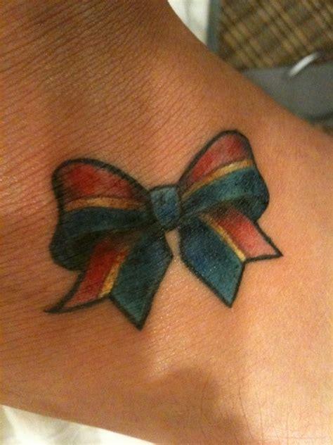 cheer tattoo designs my cheer bow