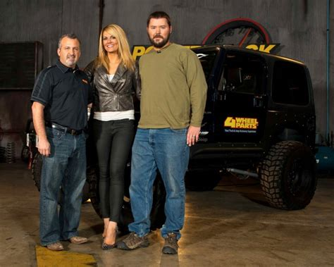 Powerblock Giveaway - spike tv to air 4 wheel parts jeep giveaway on powerblock xtreme4x4