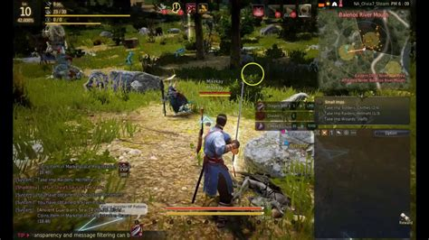 black desert online steam black desert online pc gameplay opening missions youtube