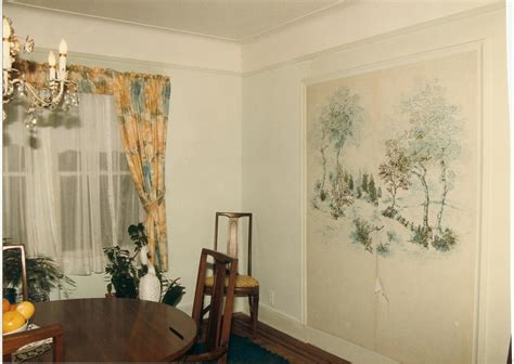 Dining Room Murals by Bonnie Siracusa Murals Amp Fine Art
