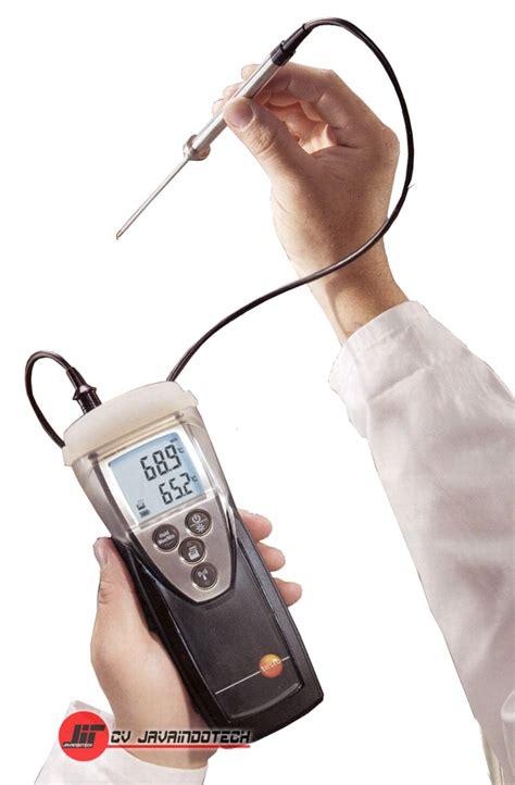 Jual Thermometer Infrared Surabaya harga jual testo 831 infrared thermometer cv javaindotech