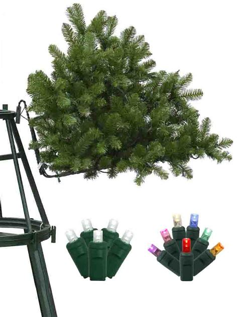18 12 foot tall christmas trees mini led