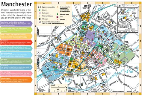 map uk manchester manchester city center map