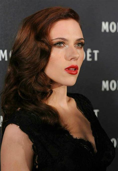 scarlett ohara hairstyle 13 best actress scarlett johansson images on pinterest