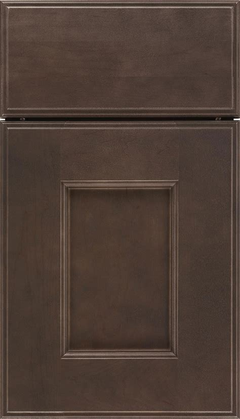 thunder maple cabinet finish kitchen craft cabinetry