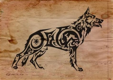 german shepherd tattoo designs great paintings tribal designs and awesome on