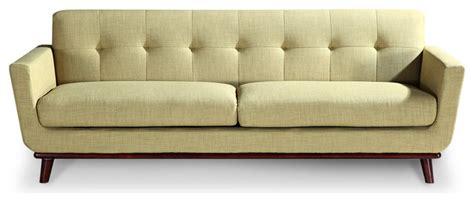 modern classic sofas kardiel jackie mid century modern classic sofa lemon