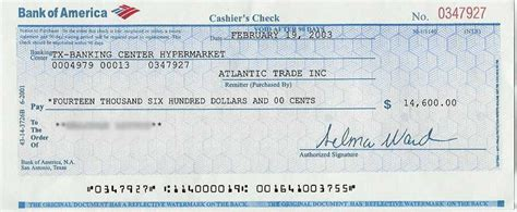 Cashiers Check Template Beepmunk Bank Check Template