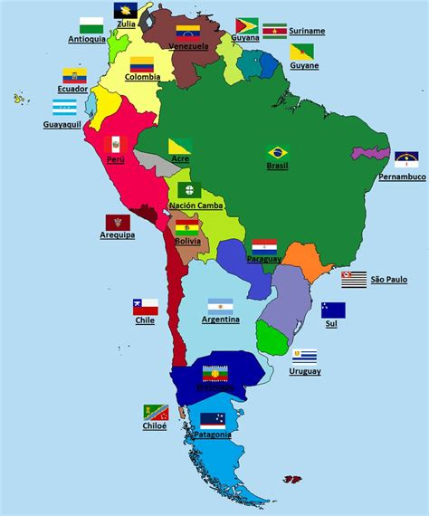 Mba In The Usa Vs South America by South America Separatism By Arps123 On Deviantart