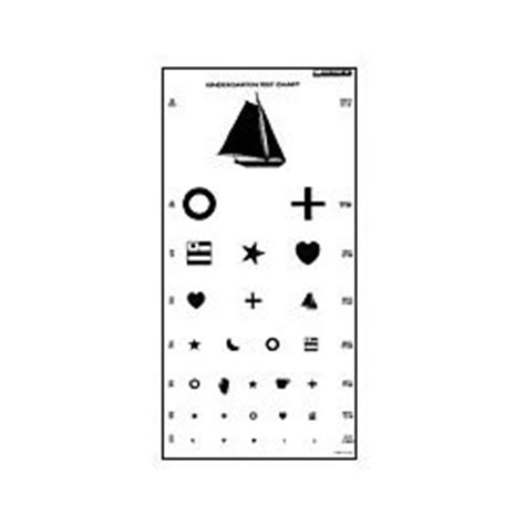 printable eye chart preschool kindergarten eye chart eye charts