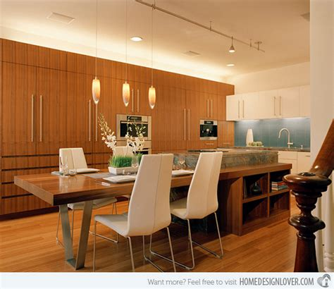 kitchen islands with tables attached 15 beautiful kitchen island with table attached fox home design