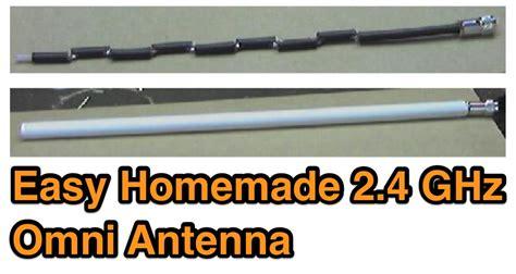 easy  ghz omnidirectional antenna resource detail