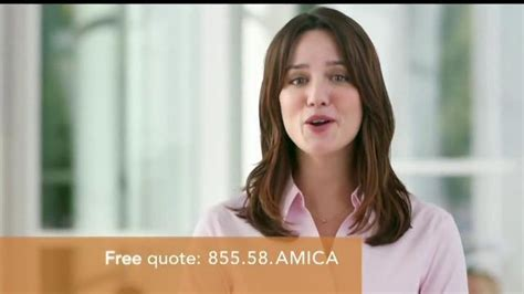 amica mutual insurance company tv spot expectations amica mutual insurance company tv commercial ask around