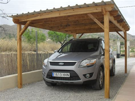 Wooden Car Ports by Car Port Photos Single 5 X 3 Carport Macisvenda