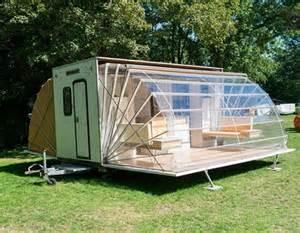 Vintage Metal Awnings De Markies A Timeless Mobile Home Design Bonjourlife