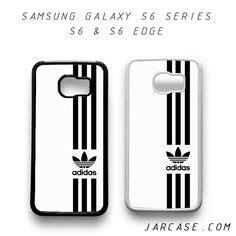 Casing Samsung S6 Black Sabbath Custom adidas sport black logo phone for samsung galaxy s6
