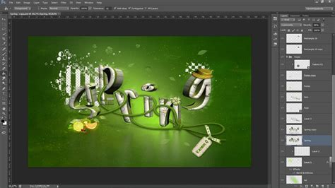 tutorial photoshop youtube cs6 tutorial photoshop cs6 montaje tipogr 225 fico 3d by