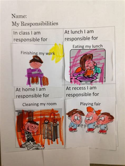 school counseling lessons 25 best ideas about responsibility lessons on