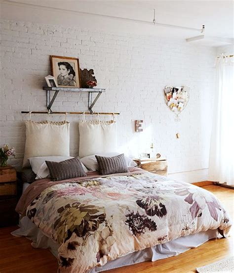 Cushion Bed Headboard 25 Best Ideas About Pillow Headboard On Pinterest