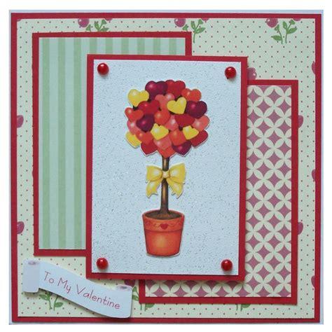 Valentines Handmade Card - handmade valentines card card ideas