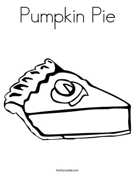 coloring pages of pumpkin pie pumpkin pie coloring page twisty noodle