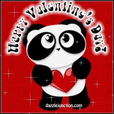 valentines day panda dazzle junction valentines day panda comment