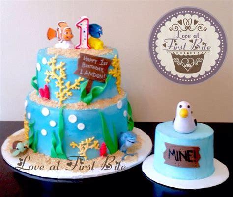birthday finding nemo cake  smash cake boys birthday party themes dory birthday