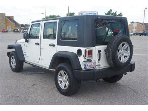 Right Drive Jeep Wrangler Find Used Right Drive 2010 Wrangler Unlimited In
