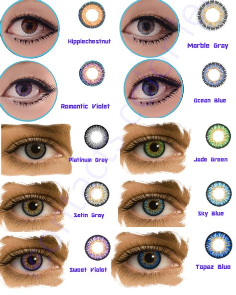 color contacts for sale yearly unsing top quality sale color contact