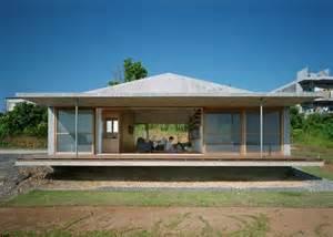 villa921 harunatsu archi s storm proof tropical island bungalow is designed to last inhabitat