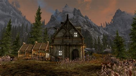 skyrim house aylana house at skyrim nexus mods and community