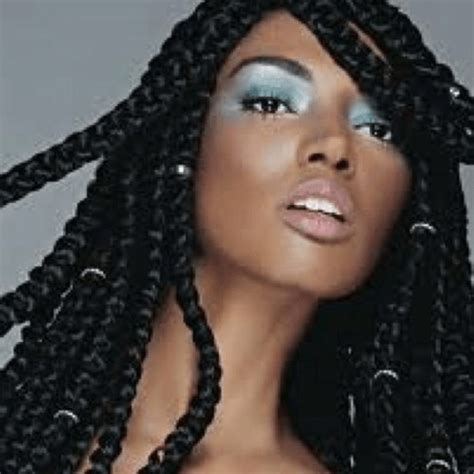 big braids hairstyles for black women braided hairstyles for black women trending 2015