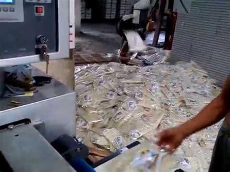 Mesin Mie mesin pembungkus bihun mesin pengemas roti mesin pembungkus terasi mesin sachet mie