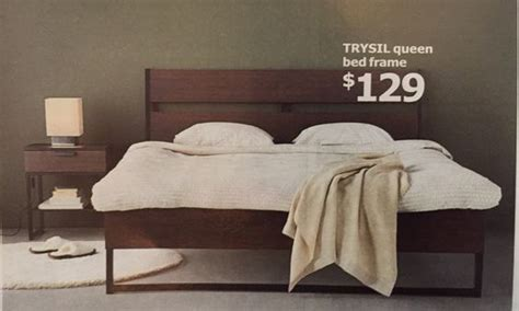 Trysil Bed Frame Review Trysil Ikea Bed Frame Review Nazarm