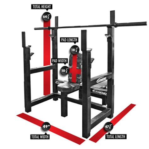 olympic bench dimensions olympic shoulder bench legend fitness