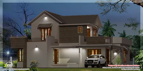 beautiful modern kerala home design house design plans