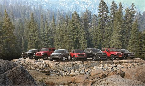 jeep lineup want to buy a jeep which jeep model is best for you