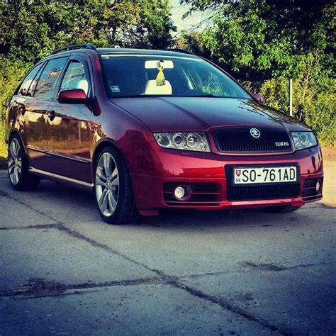 skoda fabia vrs tuning parts 26 best sol ideas images on