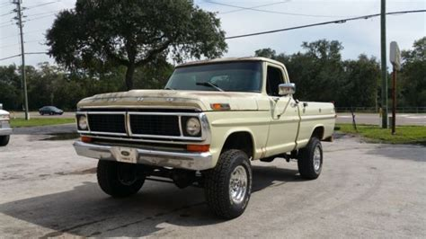 1970 ford f100 2wd regular cab for sale near summerville south carolina 29483 classics on 1970 ford f100 custom short bed 4x4 original paint california truck