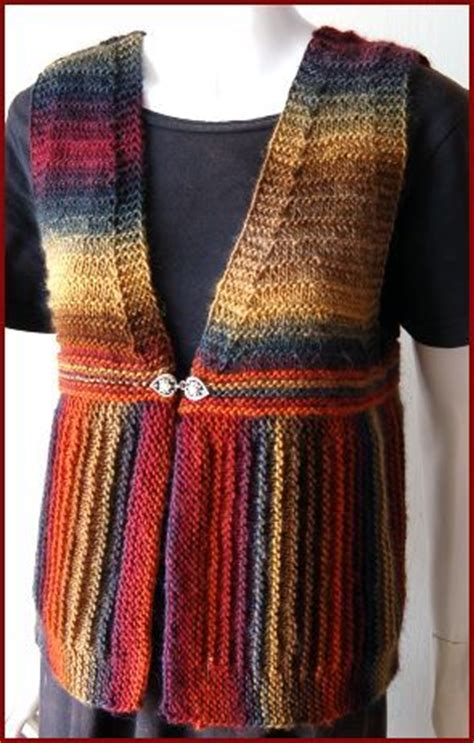 free vest knitting patterns easy best 25 knit vest pattern ideas on tejidos